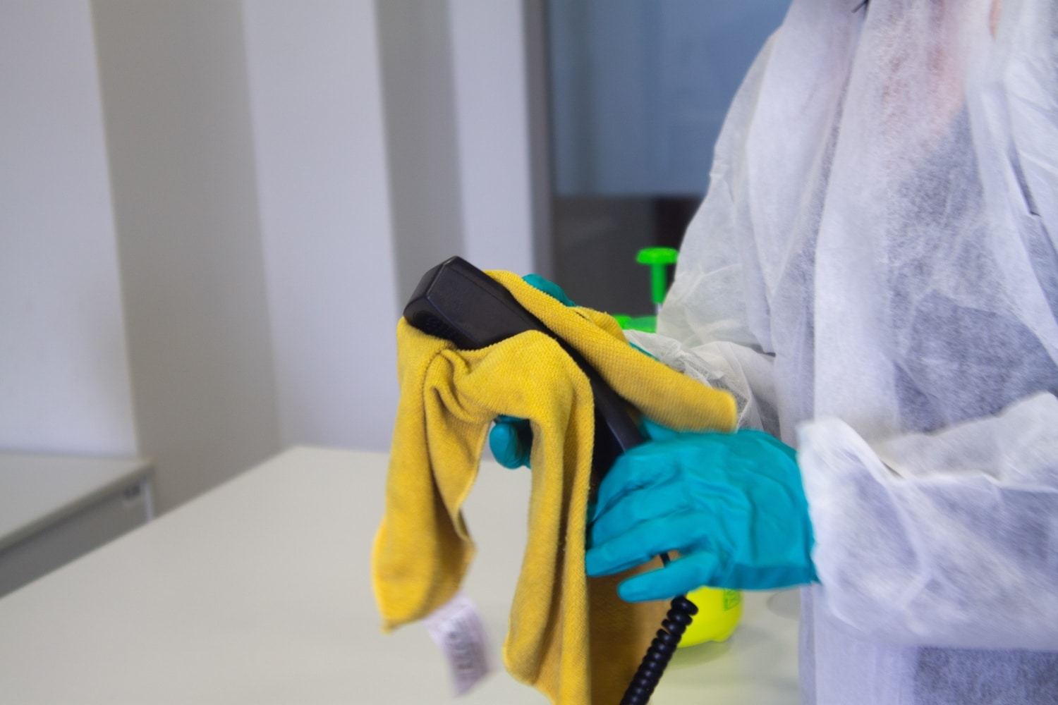 house and business cleaning
